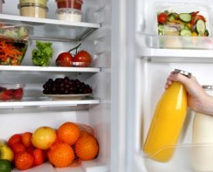 Safe Refrigerator Storage