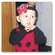 Avery, the birthday girl