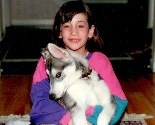 Nena and Silver - 1996