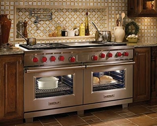 Spruce up your stove!