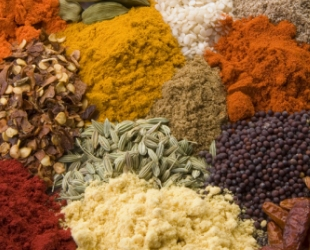 Healthy and Delicious Spices