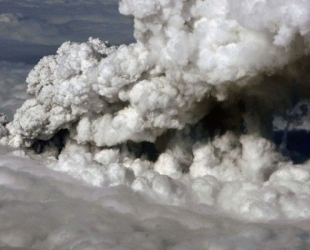 Volcanic Ash in Europe