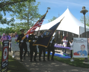 Relay for Life of Canton, 2010