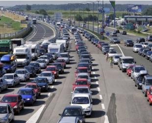 Too many cars!