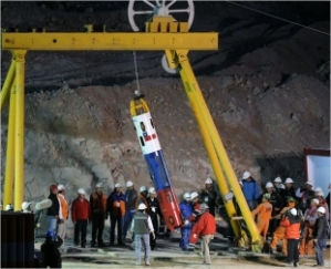 Rescuing Chilean Miners - October 2010