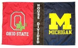 Ohio Michigan Rivalry