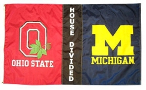 Ohio Michigan Rivalry