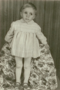 Me - two years old