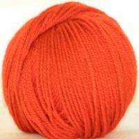Burnt Orange Yarn